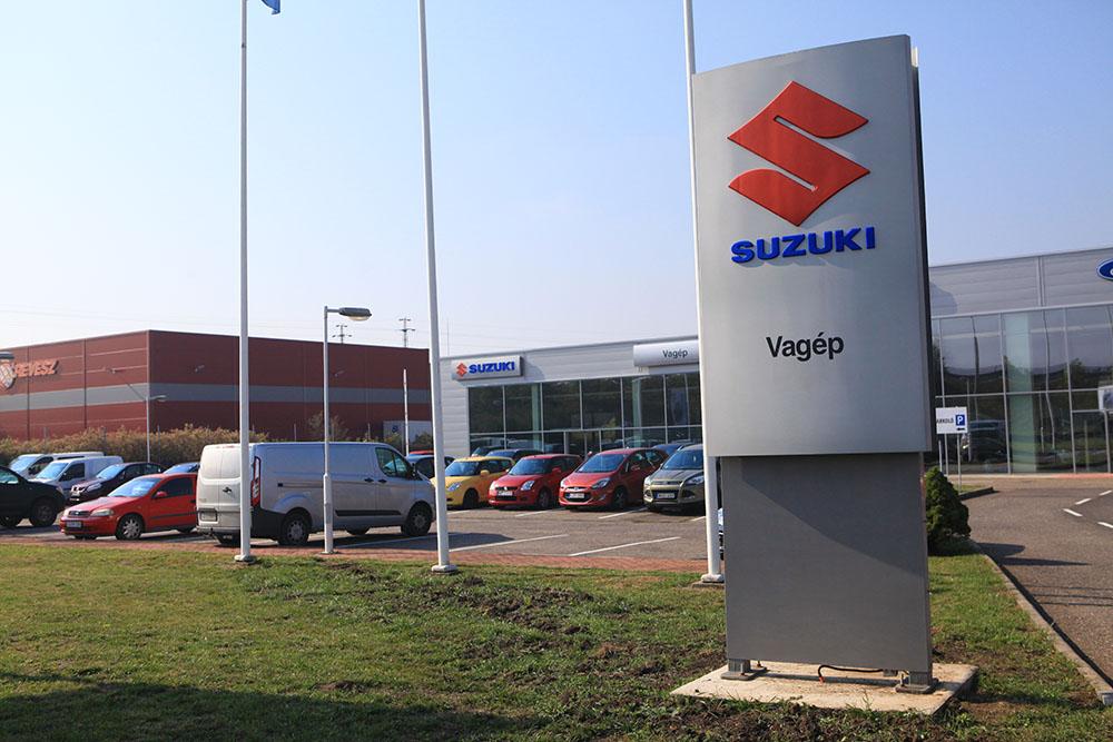 Suzuki Nyíregyháza