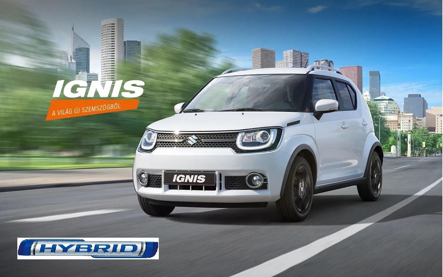 Suzuki Ignis akció
